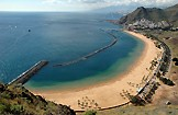 Пляж Плайя де лас Тереситас