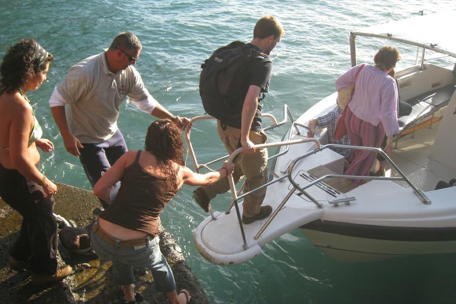 лодки изо  маски во  лос гигантес